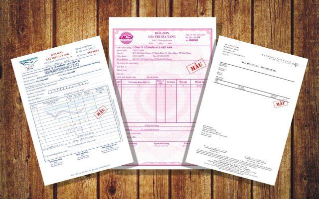 Lưu ngay báo giá in hóa đơn A4 tốt nhất với sản phẩm chất lượng